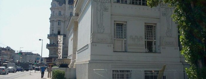 Secession is one of mylifeisgorgeous in Vienna.