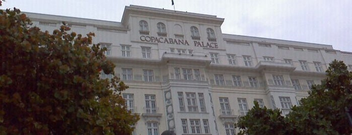 Belmond Copacabana Palace is one of Beach Destinations Around the World.