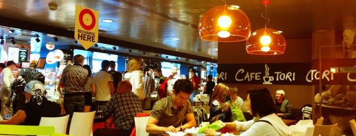 Café Tori is one of Spain.