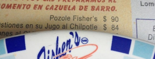 Fisher's Nápoles is one of Mal servicio a clientes.