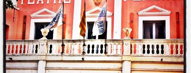 Teatro Pereyra is one of Ibiza.