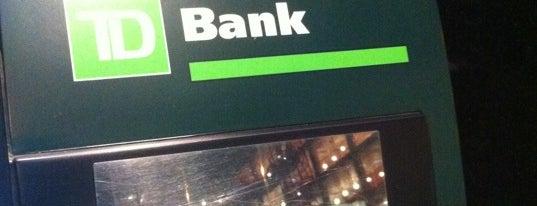 TD Bank is one of Tempat yang Disimpan Roberto.