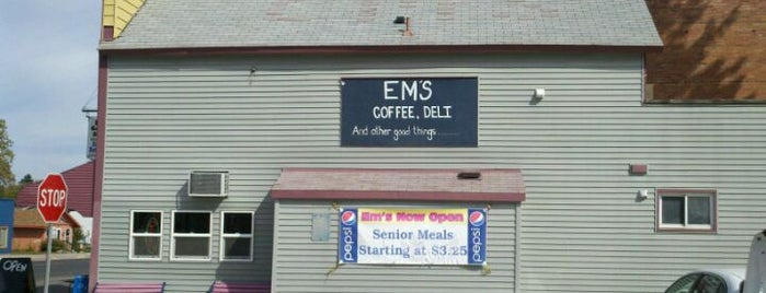 Ems Deli And Other Good Stuff is one of Northwoods Smorgasbord..