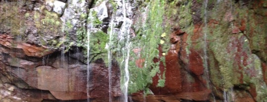 Levada das 25 Fontes is one of Madeira.