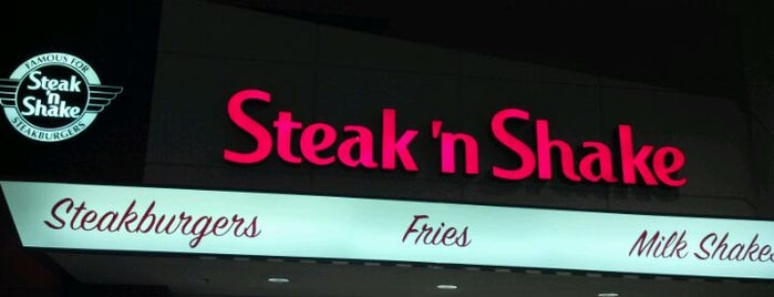 Steak 'n Shake is one of Vegas Vacation.