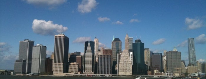 Brooklyn Heights Promenade is one of Brooklyn NY's Finest.