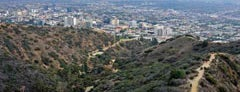 Runyon Canyon Park is one of Restaurants.