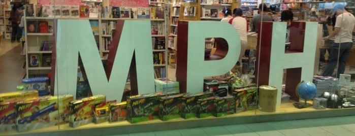 Mph librería ioi mall putrajaya