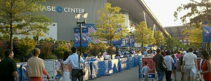 Chase Center - US Open is one of Stuff....
