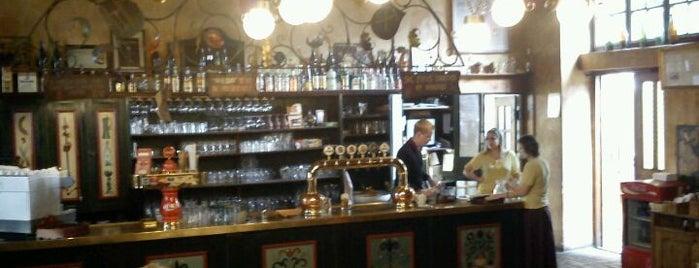 Dačický is one of Kde si pochutnáte na kávě doubleshot?.