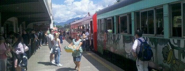 Estação Ferroviária Morretes is one of Locais curtidos por Luis Gustavo.
