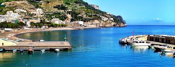 Maiori is one of Lugares favoritos de Mariella.