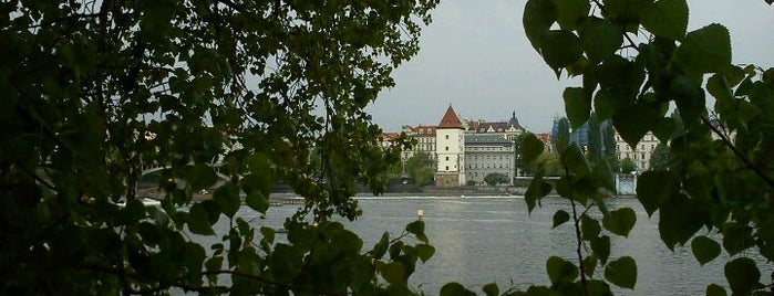 Sofiesinsel is one of StorefrontSticker #4sqCities: Prague.