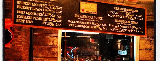 Hill Country Barbecue Market is one of Lieux sauvegardés par Washington Redskins.