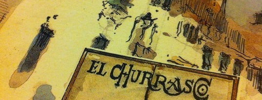 Restaurante El Churrasco is one of Comer en Córdoba.
