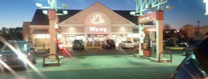 Wawa is one of Tempat yang Disukai Dawn.