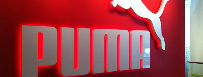 The PUMA Store is one of All-time favorites in United States (Part 1).