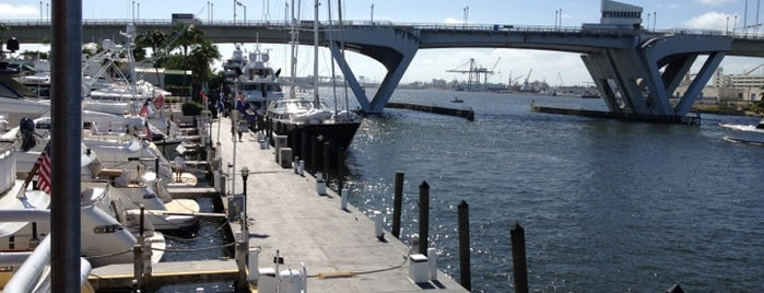 Pier 66 Marina is one of Top 10 spots in Fort Lauderdale, FL.