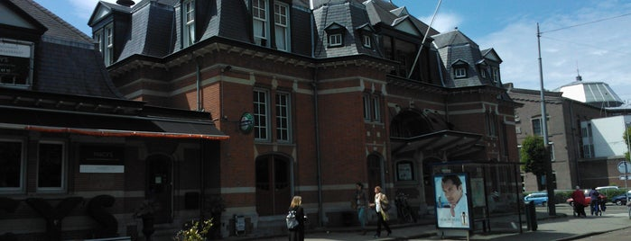 Tramhalte Haarlemmermeerstation is one of Monuments ❌❌❌.