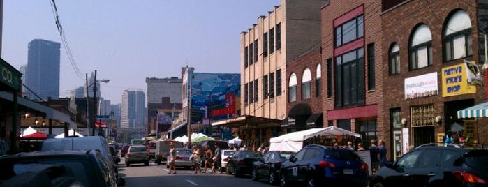 Strip District is one of Lidia's Italy in America.