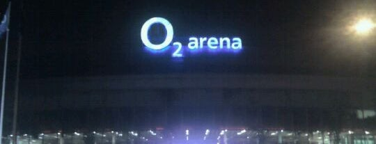 O2 arena is one of The best venue of Prague #4sqCities.