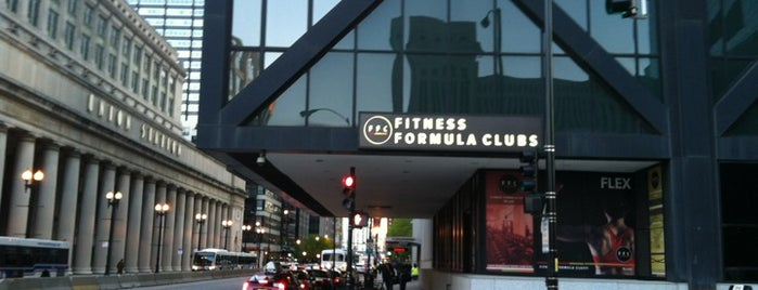 Fitness Formula Club (FFC) is one of Locais curtidos por Melissa.