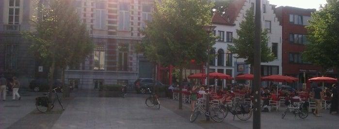 Mechelseplein is one of Tips weekendje weg Antwerpen.
