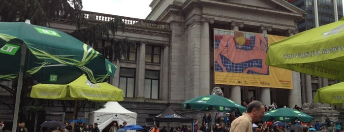 Vancouver International Jazz Festival is one of Out & About in Vancouver B.C..