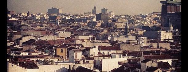 Espacio Fundación Telefónica is one of Fundaciones en Madrid.