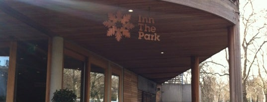 Inn the Park is one of London!.
