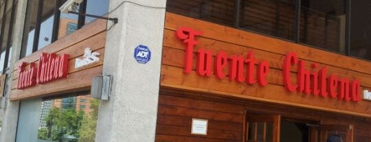 Fuente Chilena is one of Pubs, Bares, Restaurant, Resto Bar y Discoteque..