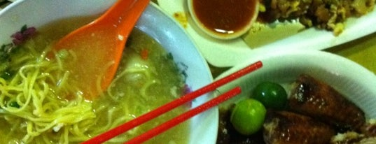 85 Fengshan Centre is one of Micheenli Guide: Best of Singapore Hawker Food.