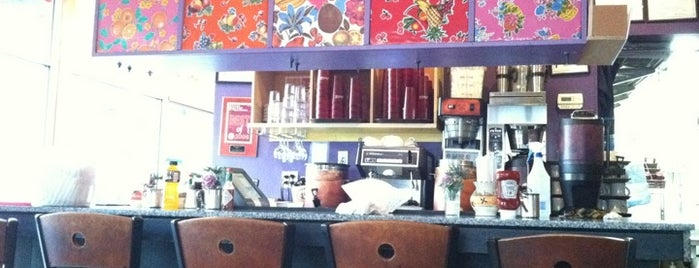 The Flying Biscuit Cafe is one of Weekend Brunch Spots.