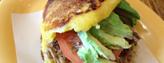Pica Pica Arepa Kitchen is one of California To-Do.