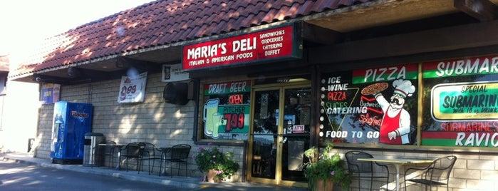 Maria S Italian Deli Is One Of The 15 Best Places For Pasta In Santa Clarita