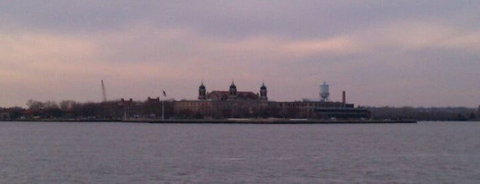 Ellis Island is one of New York to do list.