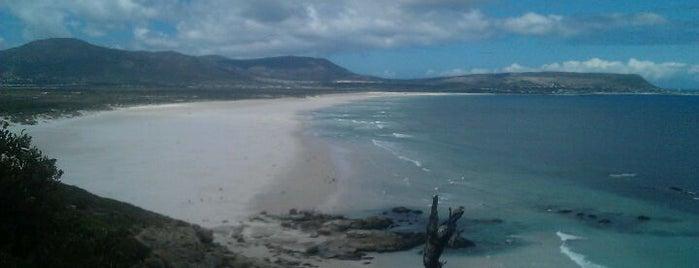 Noordhoek Beach (Long Beach) is one of Cape Town.
