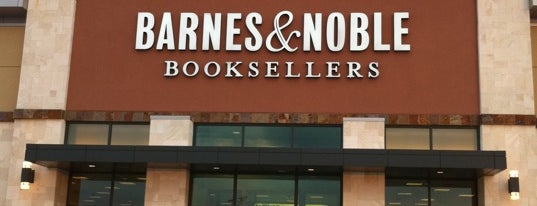 Barnes & Noble is one of Houston.