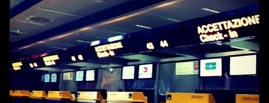 """Aeroporto di Orio al Serio """"Il Caravaggio"""" (BGY) is one of Top 100 Check-In Venues Italia."""