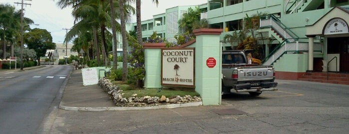 Coconut Court Beach Hotel is one of Barbados.