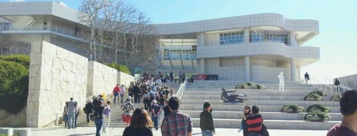 J. Paul Getty Museum is one of LA List.