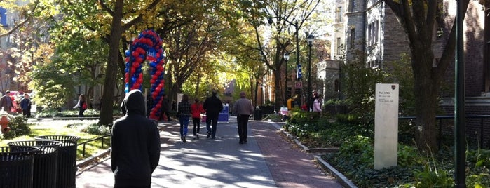 University of Pennsylvania is one of Badge of Brotherly Love #visitUS.