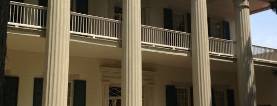 The Hermitage is one of Nashville For a Weekend.