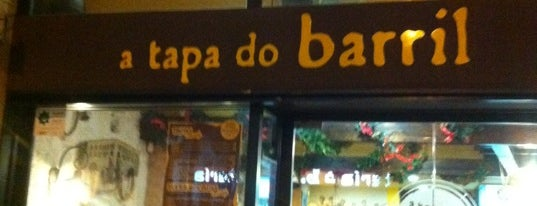 A Tapa do Barril is one of Vigo.