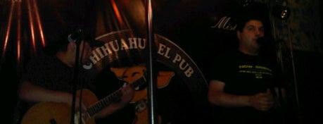 Chihuahua Pub is one of Bares y restaurantes..