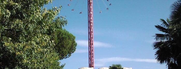 Parque de Atracciones de Madrid is one of Que visitar en Madrid.