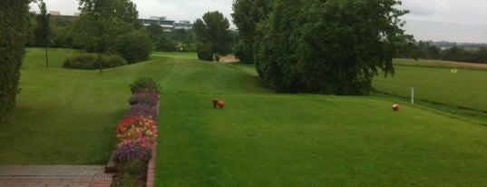 Golf-Club Golf Range Frankfurt Bernd Hess e.K. is one of Foursquare Best Of Frankfurt: Parks und Plätze.