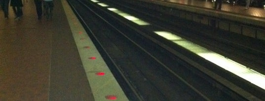 Metro Center Metro Station is one of Must See DC!.
