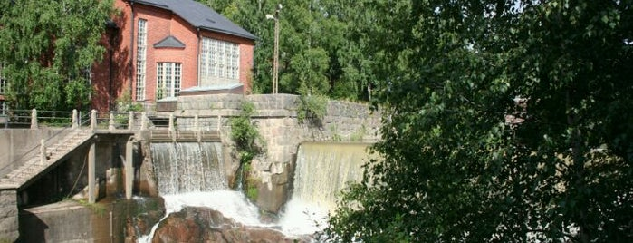 Tekniikan Museo / The Museum of Technology is one of Достопримечательности Финляндии.