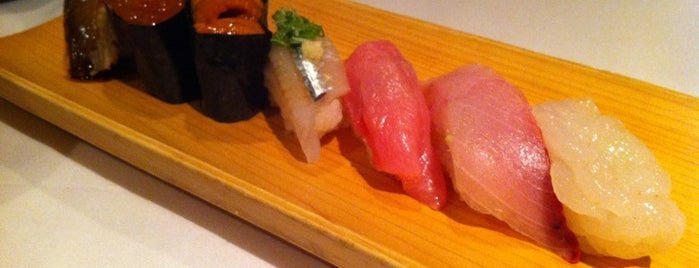 Ushiwakamaru is one of NYC Eats.